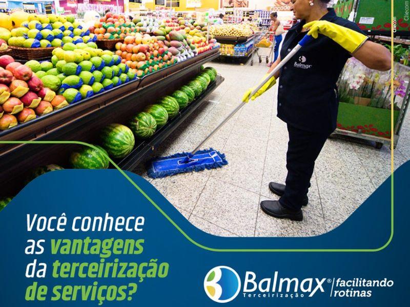 Empresas de terceirização em limpeza se destacam pela qualidade do serviço oferecido