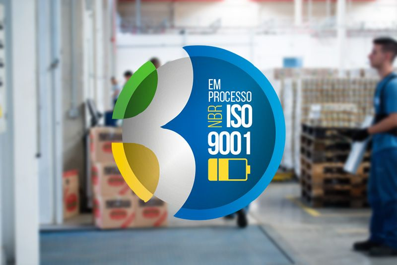 ISO 9001:2015 - Balmax em processo